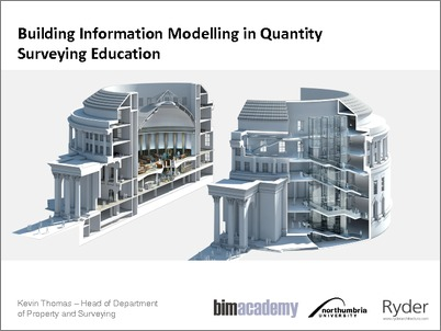 future role of the quantity surveyor construction essay Future role of the quantity surveyor construction essay published: november 17, 2015 building information modelling is a revolutionary technology and process that has transformed the way buildings are designed, analysed, constructed, and managed.