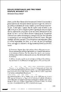 Rome Statute Pdf