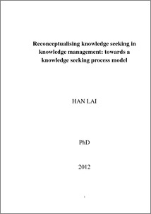 Online phd thesis in management