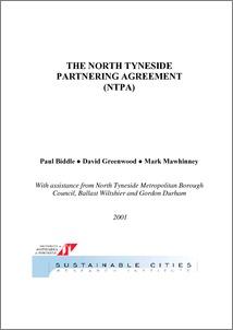 Local authority partnering the north tyneside partnering agreement biddle greenwood mahwinney 2001 north tyneside partnering agreementpdf published version platinumwayz